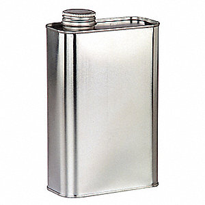 Metal Can, 1 gal. 40PK