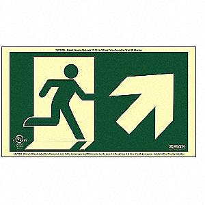 RUNNING MAN NO FRAME ARW 45 U RIGHT