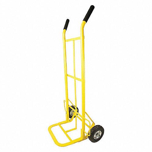 Surtek carretilla para bodega 880 lb amarillo - Carretillas manuales precios ...