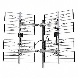 MULTIDIRECTIONAL HDTV ANTENNA