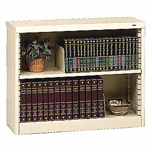 BOOKCASE KD 36X12X30 PUTTY