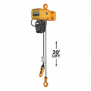 HOIST 440V 5T 20FT LFT 11FPM