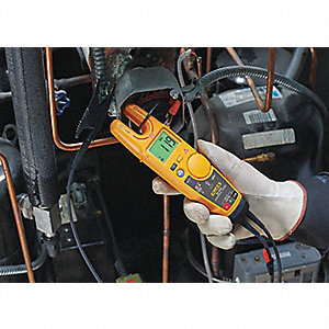Electrical Tester Kit, Test Instrument Included: Clamp Meter, Infrared Thermometer, Voltage Detector