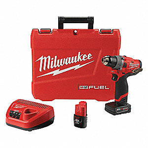"M12 Li-Ion 1/2"" Drill Driver Kit, Battery Included"