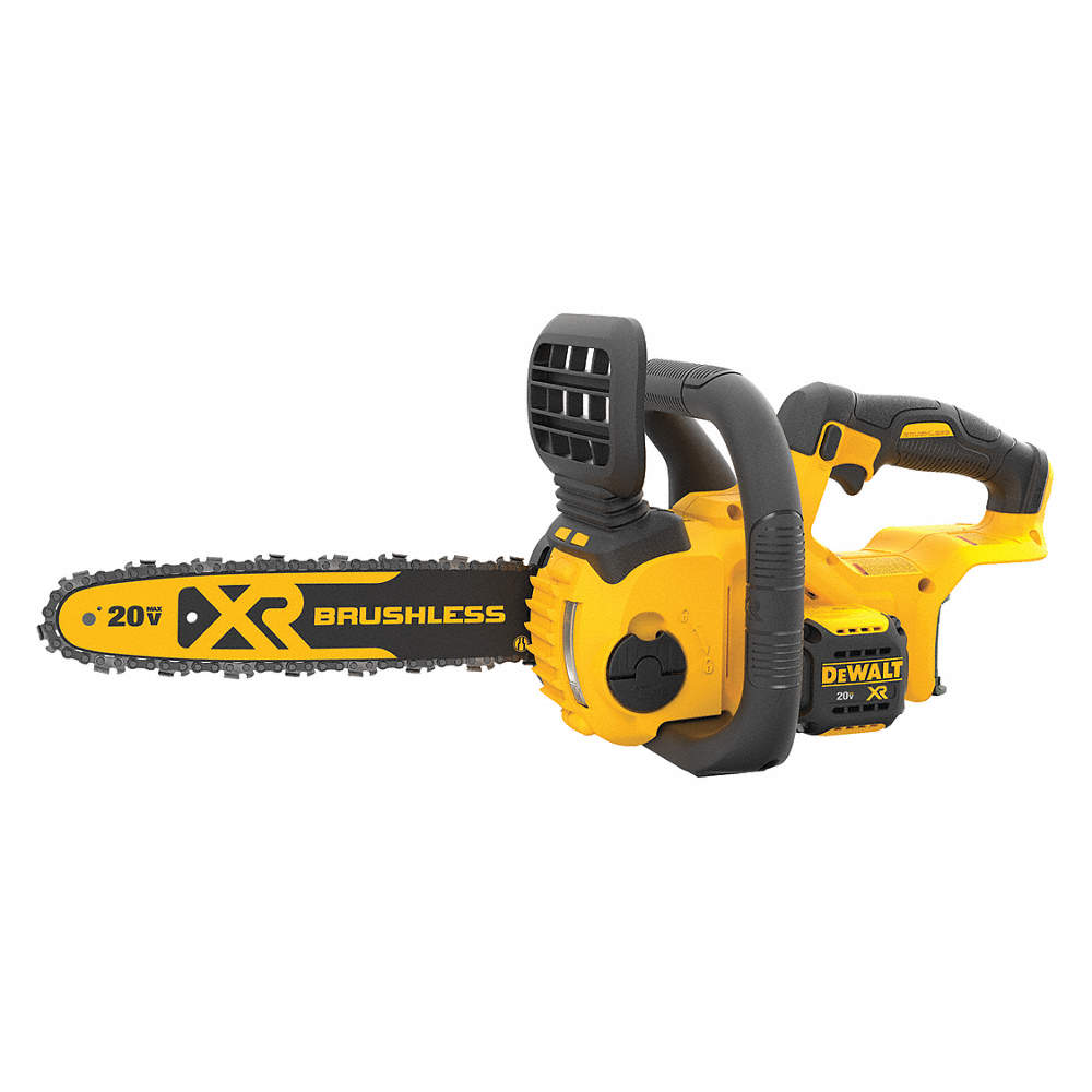 Dewalt cordless chain saw bar 12 l 423k75dccs620b grainger zoom outreset put photo at full zoom then double click greentooth Images
