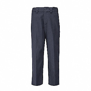 "PDU A-CL Twill Pants. Size: 50"", Fits Waist Size: 50"", Inseam: Unhemmed, Midnight Navy"