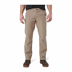 "Edge Chino Pants. Size: 33"", Fits Waist Size: 33"", Inseam: 30"", Stone"