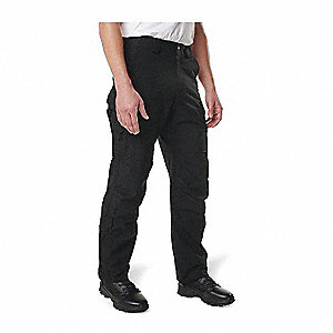"Stryke EMS Pants. Size: 44"", Fits Waist Size: 44"", Inseam: 30"", Black"