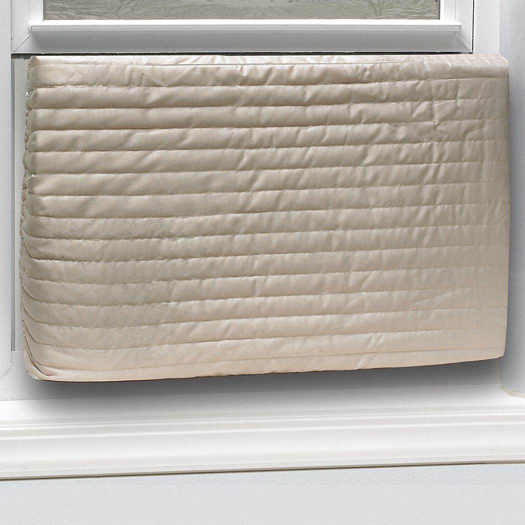 Indoor Air Conditioner Cover,  For Use With Small Window Air Conditioners