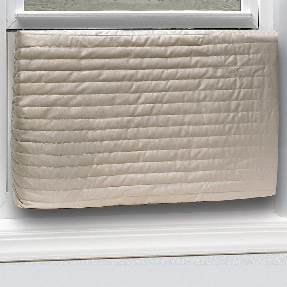 Frost King Indoor Air Conditioner Cover For Use With Small Window Air Conditioners 426r66 Ac9h Grainger