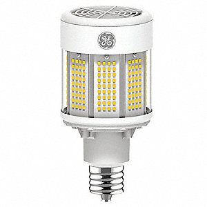 150 Watts LED Replacement Lamp, Cylindrical, Mogul Screw (EX39), 23,500  Lumens