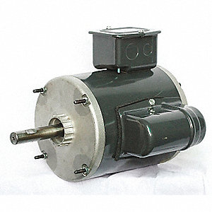 Condenser Fan Motor,40 deg.,1/3 HP,60 Hz