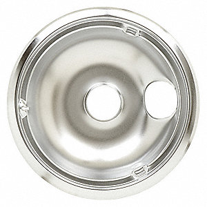 Drip Bowl,  Fits Brand GE, Hotpoint, Kenmore
