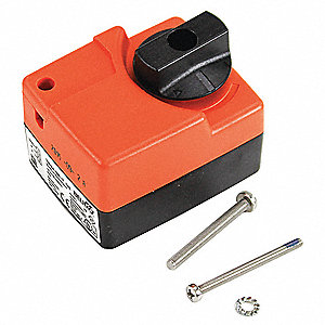24VAC/DC Proportional Return Proportional Actuator, NonSpring,  -22° to 122°F, 90 sec.