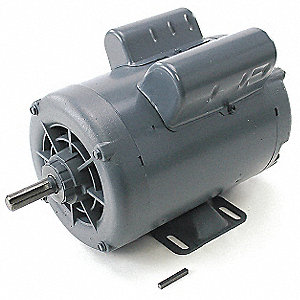 Motor, 2.4 HP, 208/230V, 1 Phase, 1725 rpm,  Fits Brand Carrier