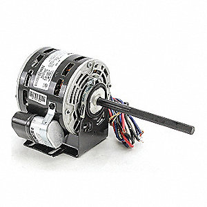 Motor, 1/30 HP, 115V, 1100 rpm, 3 Speed