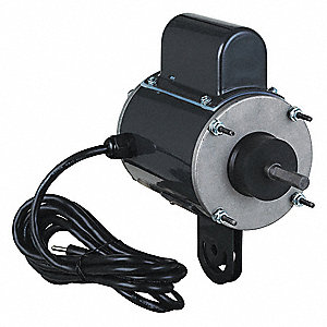 Direct Drive Blower Motor,115V,1/3 HP