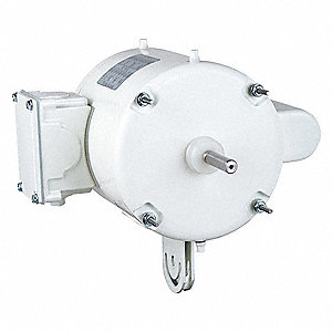 Direct Drive Blower Motor, Permanent Split Capacitor, 1- Phase, 1/4 HP