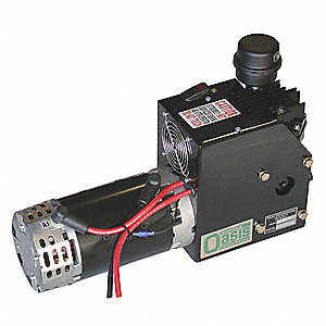 2.2 HP, 12VDC Vehicle Mounted Air Compressor, Continuous Duty, 200 psi