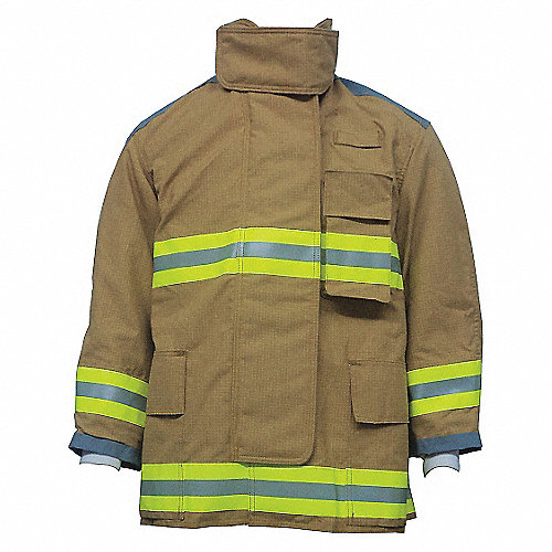 Chaqueta tipo bombero