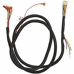 Wire Control Harness w/Rocker Switch PDS
