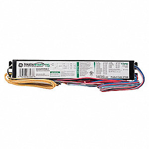 Electronic Ballast,T5,108 to 305V,4L
