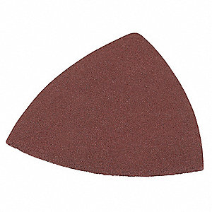 Sandpaper for Oscillating Tools,  Number of Pieces 6,  Sandpaper,  PK 6