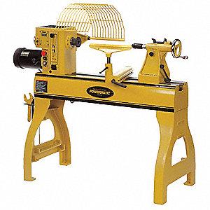 Lathe,2HP,1P,34-1/2 Center In