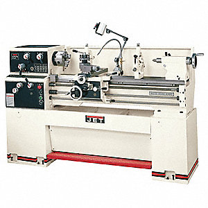 Geared Head Lathe,3HP,3P,40 Center In