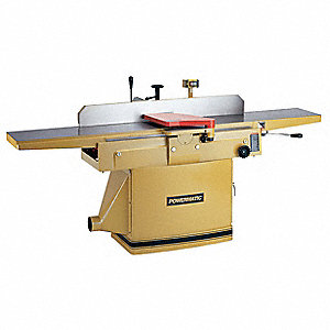 Jointer, 3 HP,3/4 In