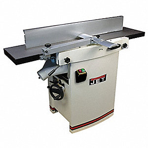 Planer/Jointer Combo,3 HP,12.5A