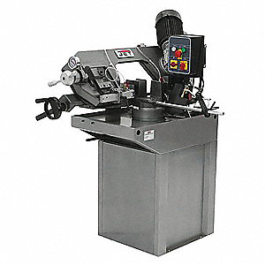 1 HP Horizontal Band Saw, Voltage: 230, Max. Blade Length: 82""