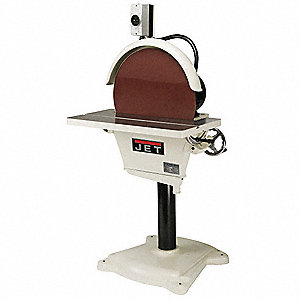 J-4421-2 20 IN DISC SANDER 3 PH, 220V
