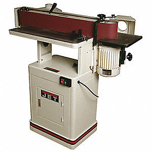 Oscillating Edge Sander,1-1/2 HP,115V