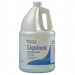 1 gal. Bottle Detergent; For Use On Hard Surfaces