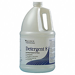 15 gal. Drum Detergent; For Use On Hard Surfaces