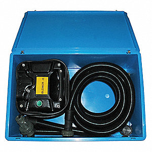 110V Decon Shower Air Pump,24x16x9 In