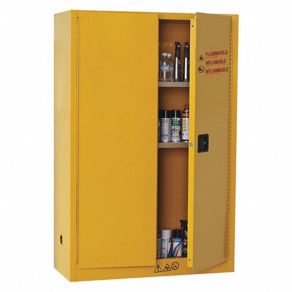 condor 45 gal flammable cabinet 65 x 43 x 18 manual