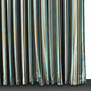 72 x 72 Polyester Shower Curtain, Mocha Brown Sindaro