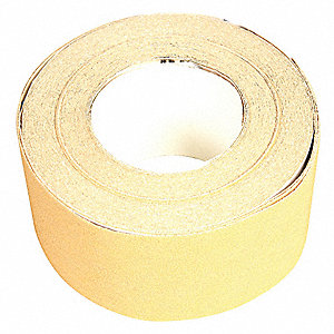 PSA Abrasive Roll,60 ft.,320 G