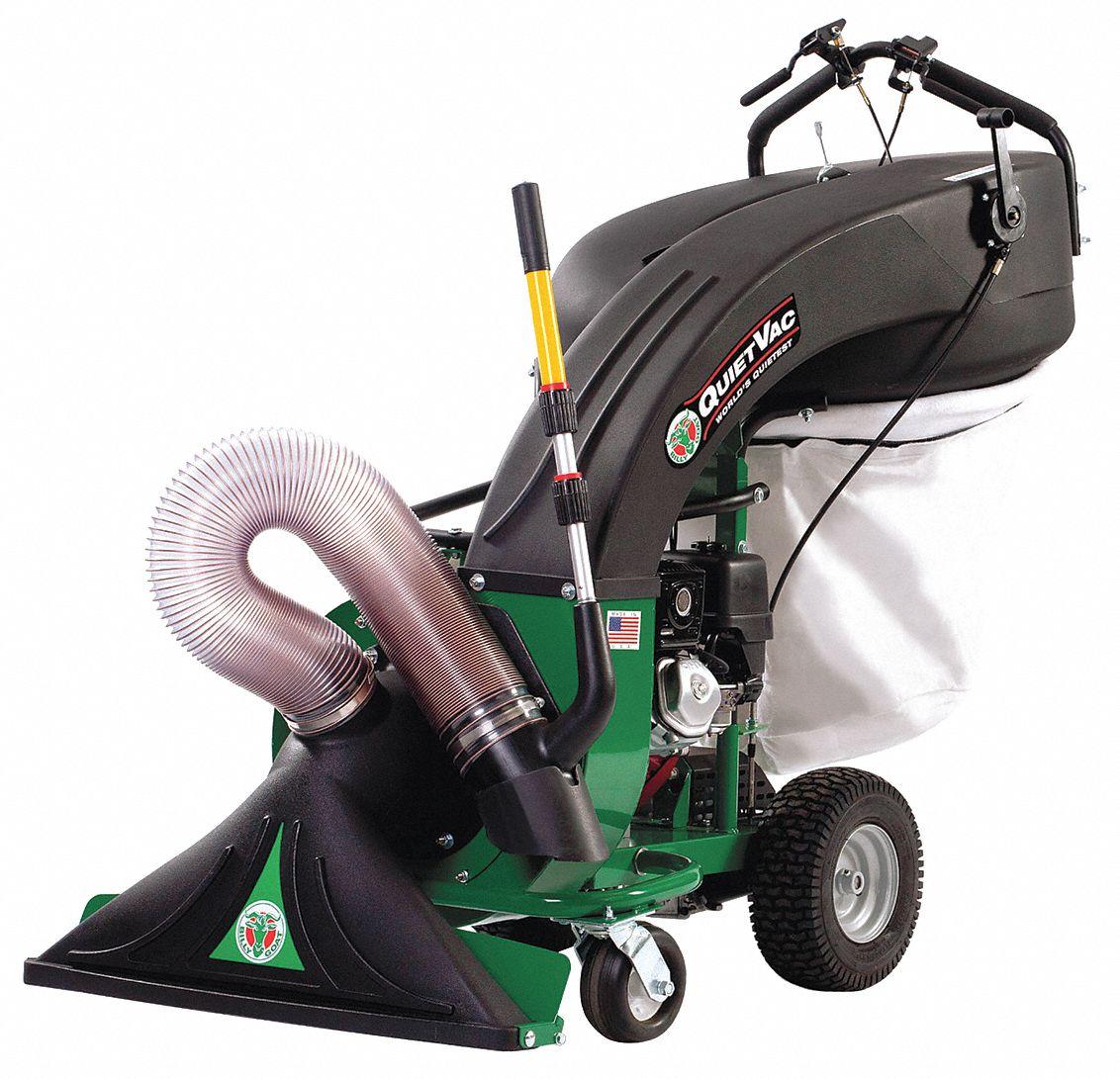Outdoor Litter Vacuums