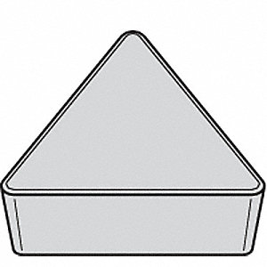 Triangle Turning Insert, TPG, 221, None-THM