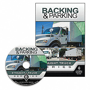 Book/Booklet, DVD,  Driving Safety,  English