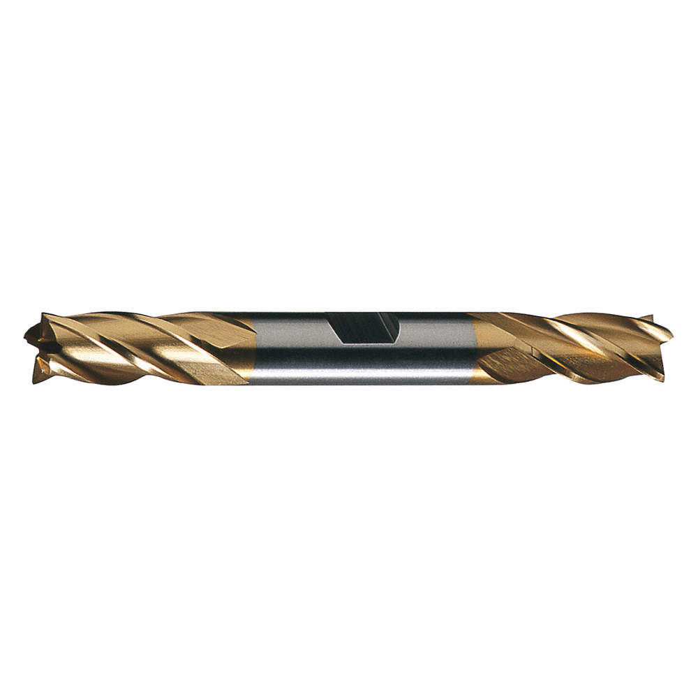 Cleveland C75044 Square End Mill 1-7//8 L of Cut TiN
