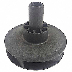 Impeller Assembly,  Fits Brand Dayton,  For Use With Grainger Item Number 5PXG3A