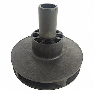 Impeller Assembly,  Fits Brand Dayton,  For Use With Grainger Item Number 5PXG0A