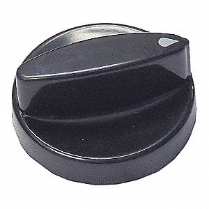 Valve Knob,  For Use With Grainger Item Number 43HY13,  Fits Brand Master