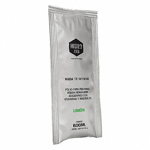 Polvo Bebida Hidratante,Limón,0.16 oz.
