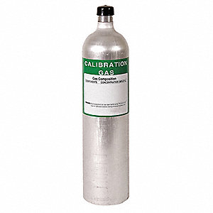 Calibration Gas,58L,Benzene,Air