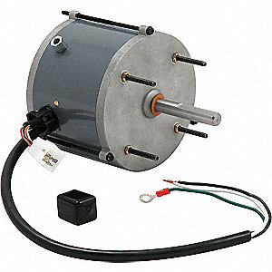 Dayton Ecm Direct Drive Motor 1 6 Hp 43y135 43y135
